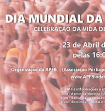 Comemoração  do Dia Mundial da Biodanza